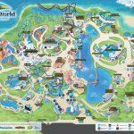 09 14 15 Park Map | Favorite Places & Spaces | Seaworld Orlando   Seaworld Orlando Map 2017 Printable