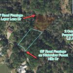 1.0 Acre Waterview Lot With 2X Road Frontage On Lake Livingston, Tx   Texas Land For Sale Map
