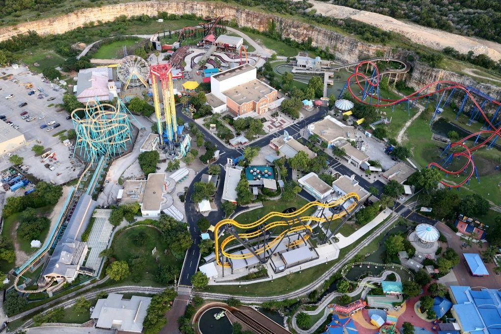 10 Life Hacks To Save Money, Time At San Antonio's Six Flags Fiesta - Six Flags Over Texas Map App