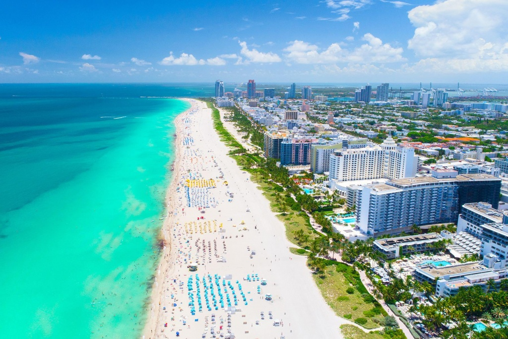 11 Under-The-Radar Florida Beach Towns To Visit This Winter - Map Of Florida East Coast Beach Towns