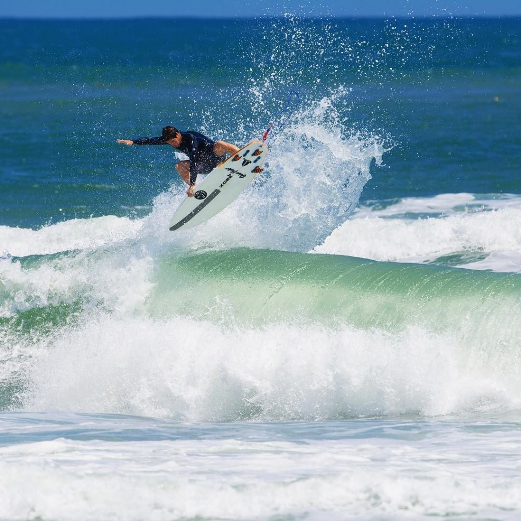 13 Best Places To Surf In Florida - Coastal Living - Florida Surf Map