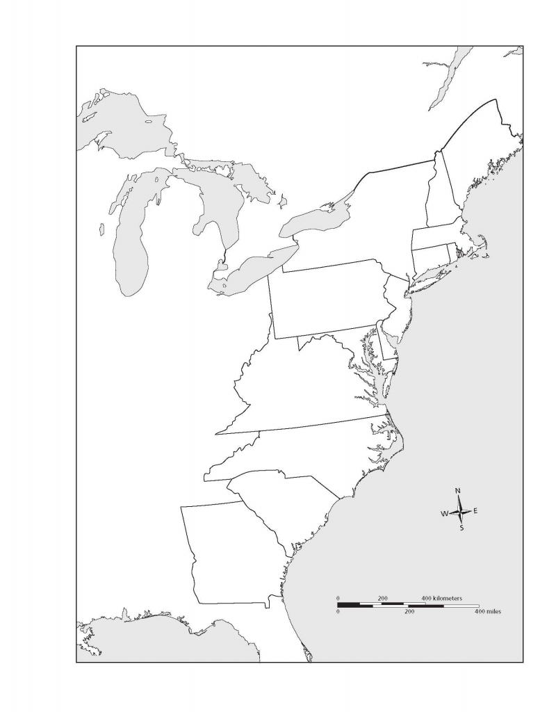 13 Colonies Map Activity - Berkshireregion - Map Of The 13 Original Colonies Printable