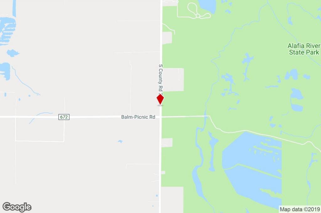 15217 S County Rd 39, Lithia, Fl, 33547 - Service/gas Station - Lithia Florida Map