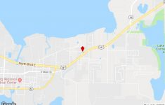 1736 E Main St, Leesburg, Fl, 34748 – Distribution Property For – Leesburg Florida Map