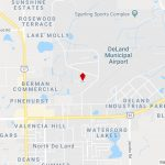 2000 Brunswick Ln, Deland, Fl, 32724   Manufacturing Property For   Deland Florida Map