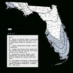 2010 Wind Maps – Florida Wind Speed Map