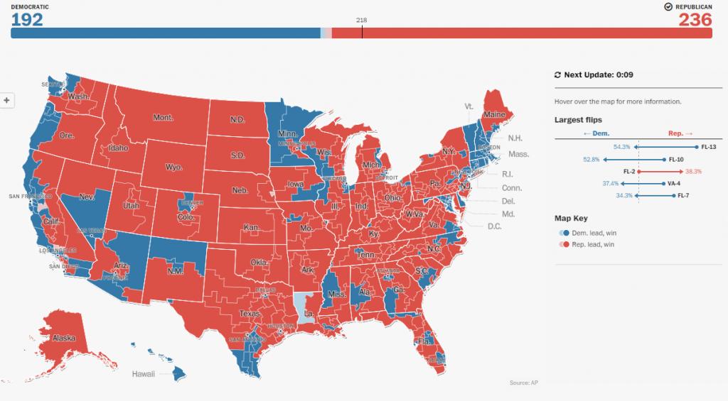 2016 House Of Representatives Map | Political Maps - Texas State Representatives Map
