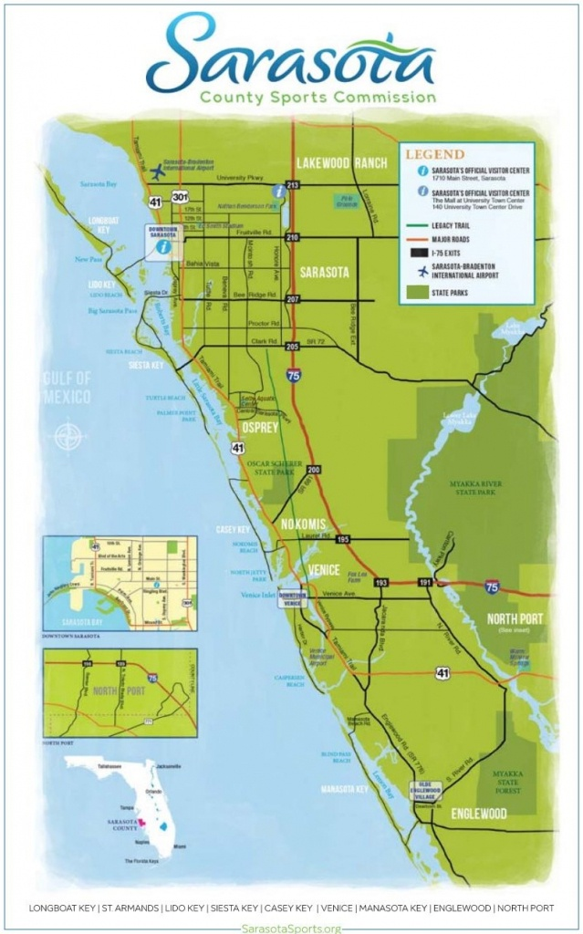 2018 World Rowing Masters Regatta - Official Site | Sarasota - Sarasota Bradenton Florida Map