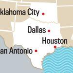 2019 Long Range Weather Forecast For Waco, Tx | Old Farmer's Almanac   Waco Texas Weather Map