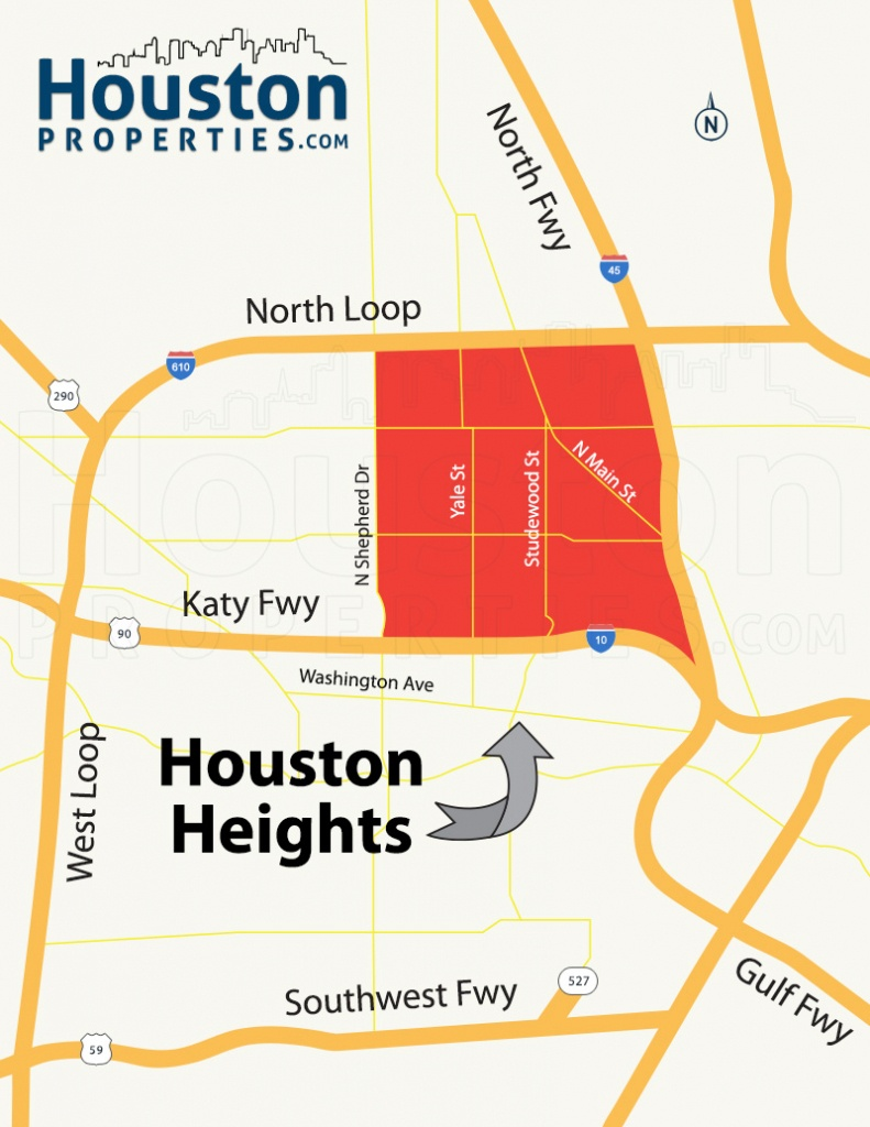 2019 Update: Houston Neighborhoods With Best Land Value Appreciation - Texas Land Value Map