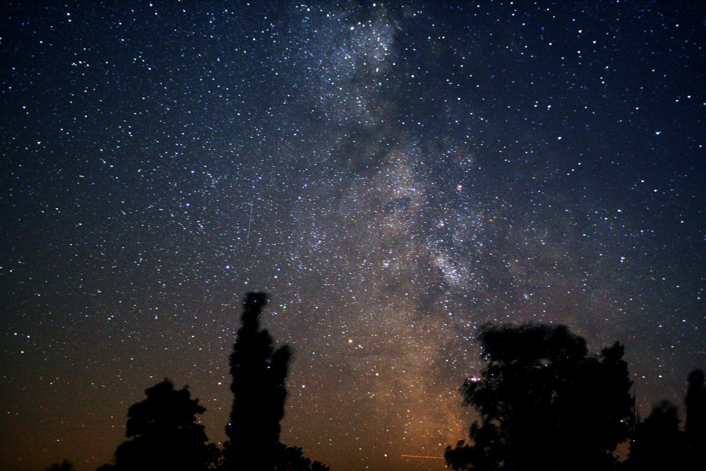 23 Best Places To Stargaze Where The Skies Are Dark | Cnn Travel - Southern California Night Sky Map