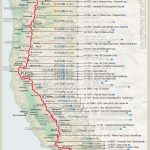 2600 Miles In 4 Minutes: A Time Lapse Video Of Andy Davidhazy's   Northern California Hiking Map