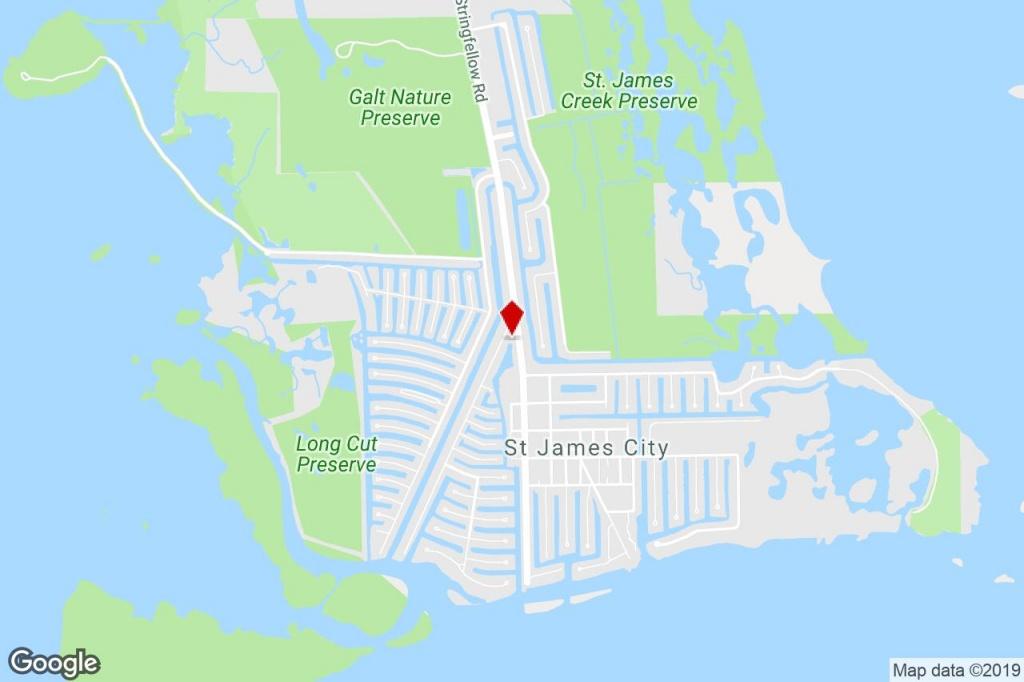 2938 Sanibel Blvd, Saint James City, Fl, 33956 - Motel Property For - St James Florida Map