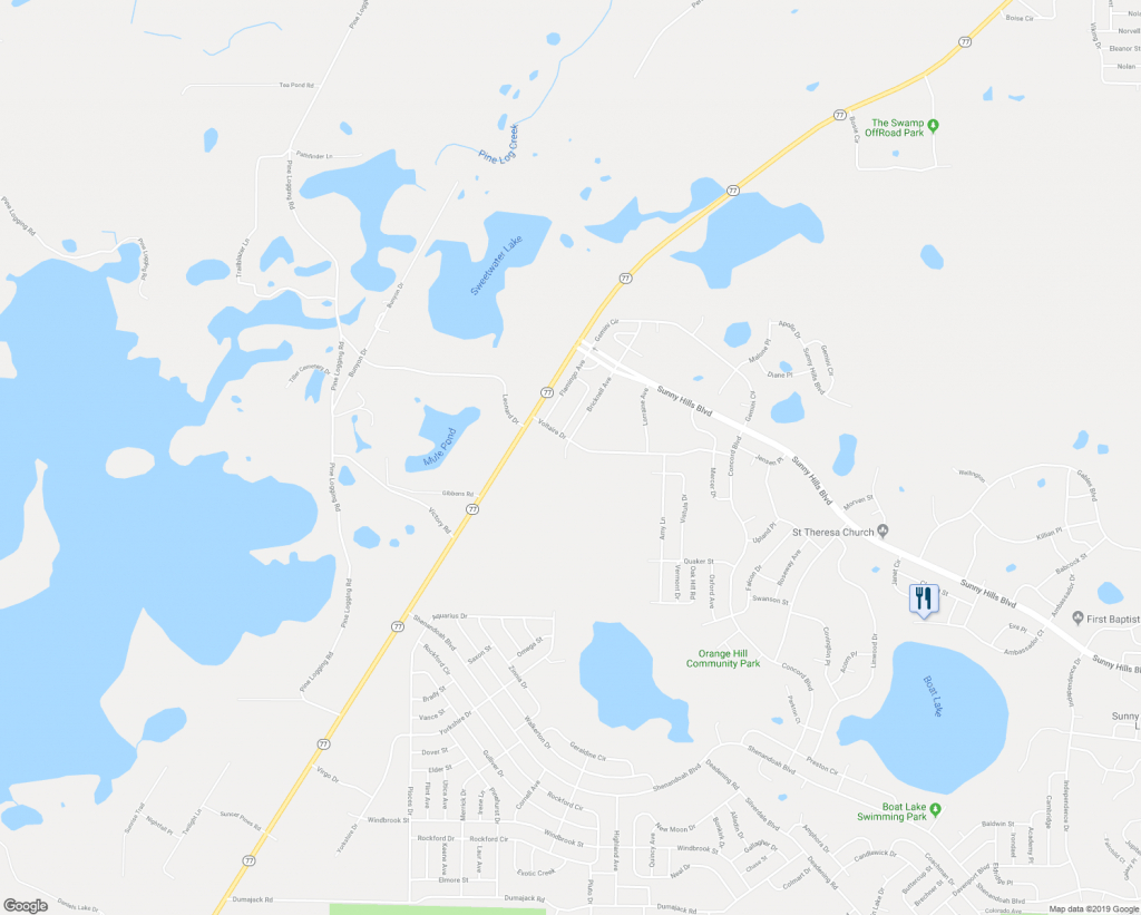 3919 Bricknell Avenue, Chipley Fl - Walk Score - Map Chipley Florida