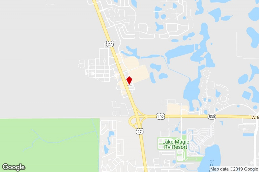 436 Us Highway 27, Clermont, Fl, 34714 - Freestanding Property For - Google Maps Clermont Florida