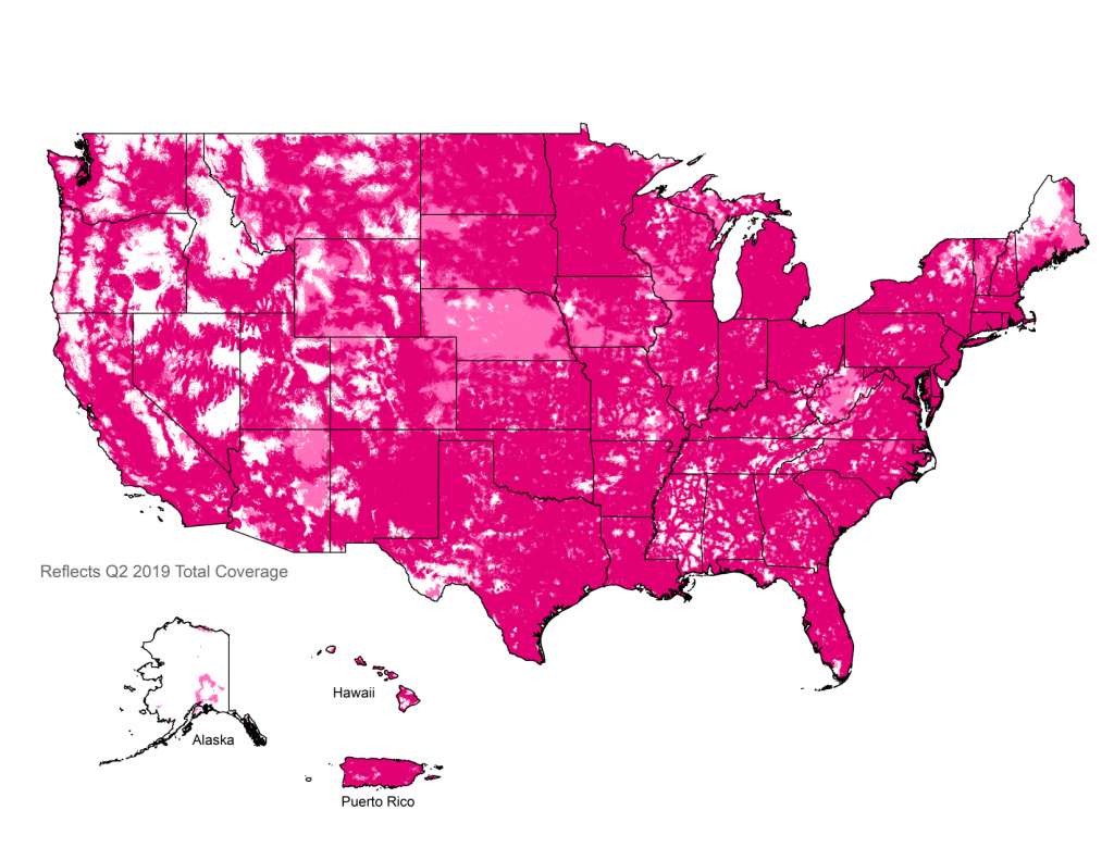 4G Lte Coverage Map | Check Your 4G Lte Cell Phone Coverage | T-Mobile - Texas Cell Phone Coverage Map