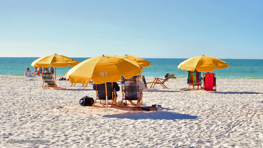 5 Best Beaches Near Orlando - Orlando's Best Beaches - Map Of Florida Beaches Near Orlando