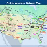 5 Iconic Train Journeys To Check Off Your Bucket List | Amtrak Vacations   California Zephyr Route Map