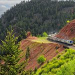 5 Most Scenic Amtrak Train Routes For Unparalleled Views Of The Usa   California Zephyr Map