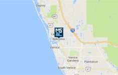 Nokomis Florida Map