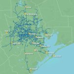 5,500 Route Mile Fiber Optic Network Houston Texas – Texas Fiber Optic Map