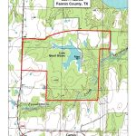 665 Acres In Fannin County, Texas – Texas Locator Map Of Public Hunting Areas