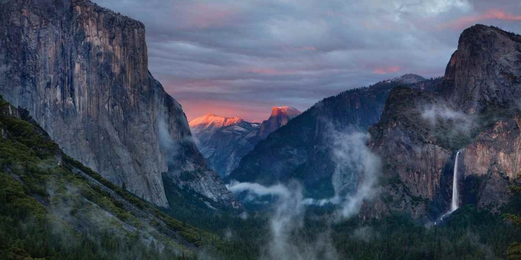 9 Great National Parks | Visit California - Northern California National Parks Map