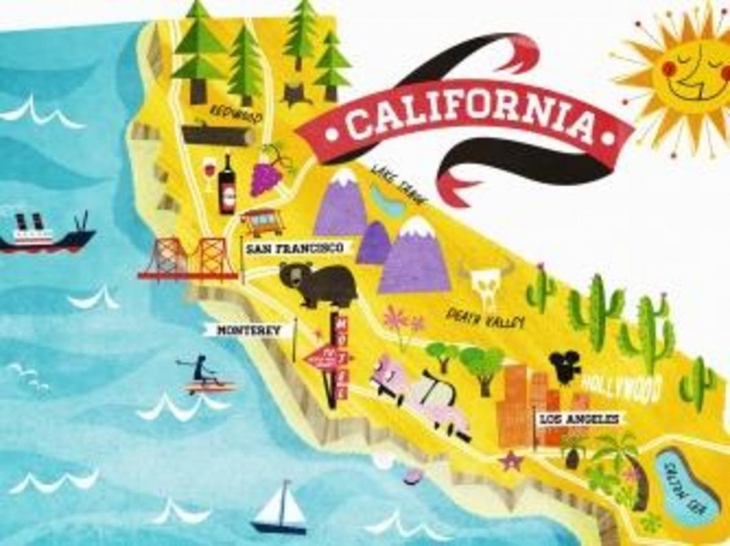 9 Things You May Not Know About California - History - Southern California Attractions Map