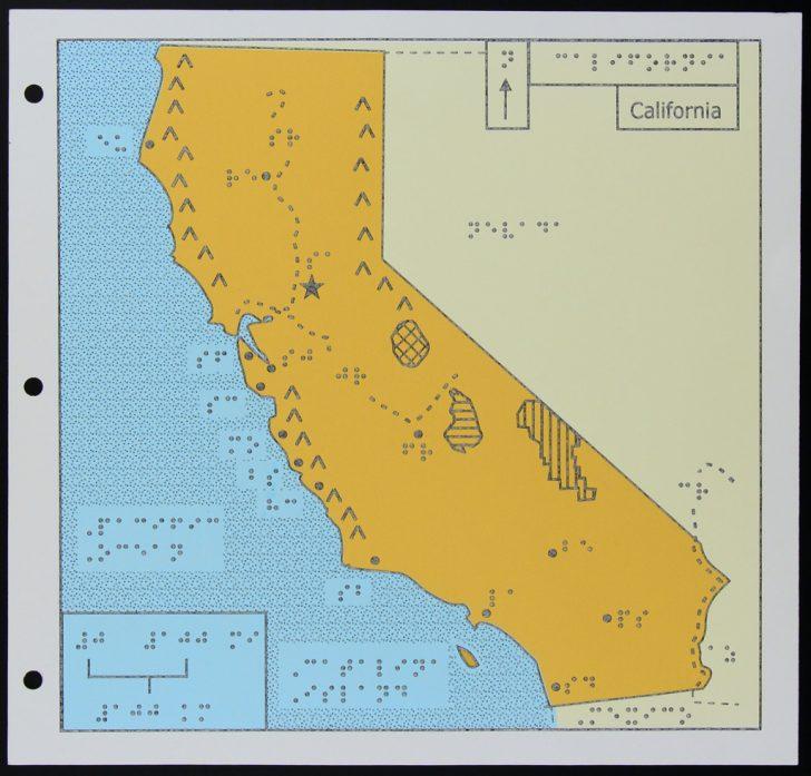California Pictures Map