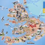 A Map Of The Isle Of Mull, Scotland, Uk.   License, Download Or   Printable Map Of Mull