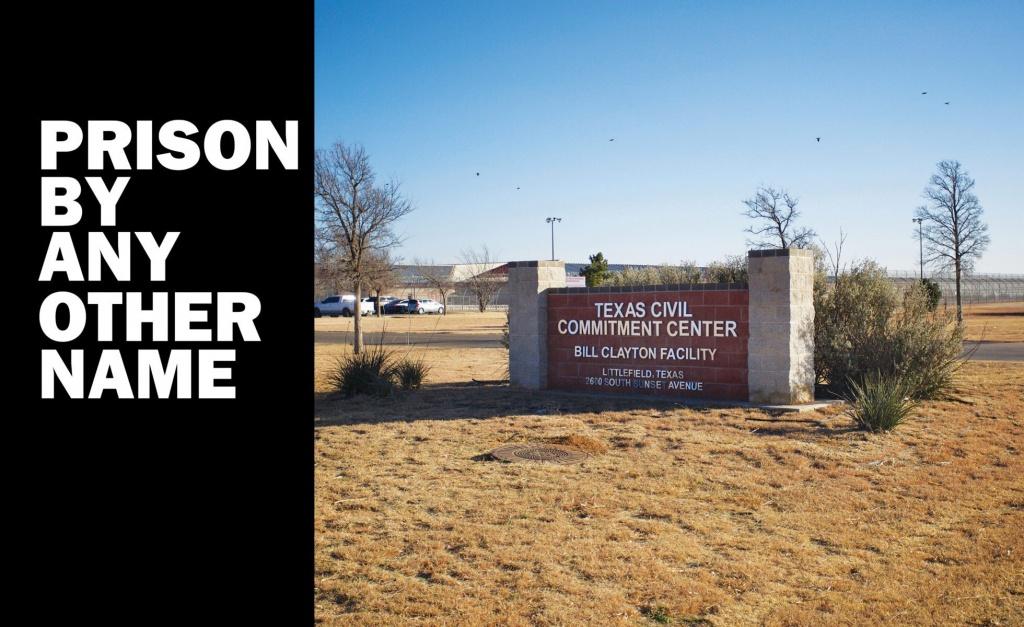 A Prisonany Other Name - Child Predator Map Texas