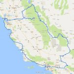 A Two Week California Road Trip Itinerary   Finding The Universe   Best California Road Trip Map