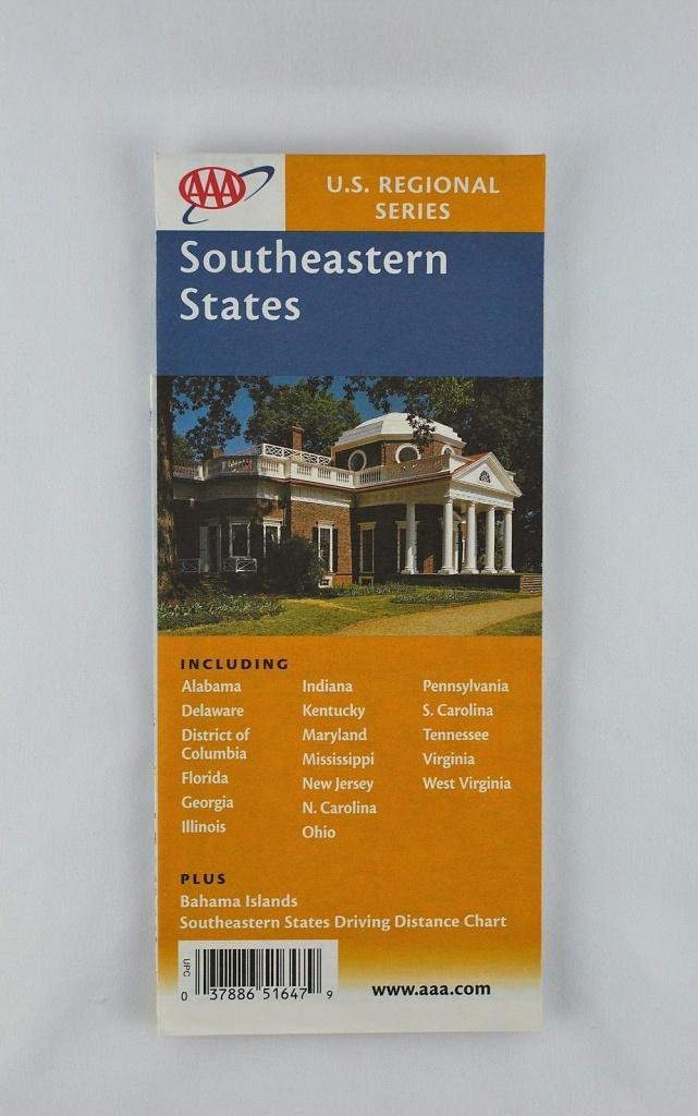 Aaa Road Map: 8 Listings - Aaa Maps Florida