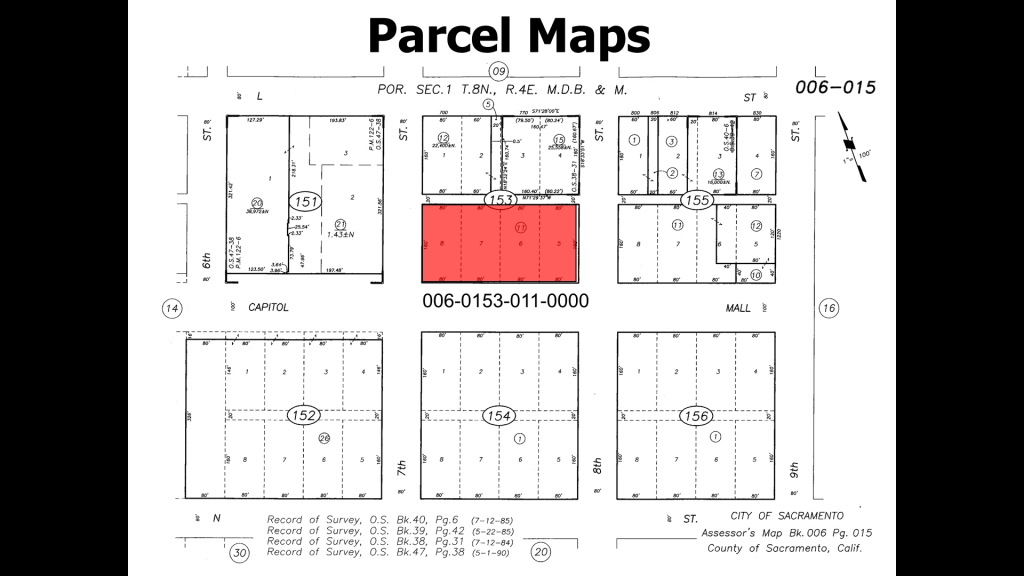 About Assessor Parcel Maps With California Subdivision Map Act - California Parcel Map
