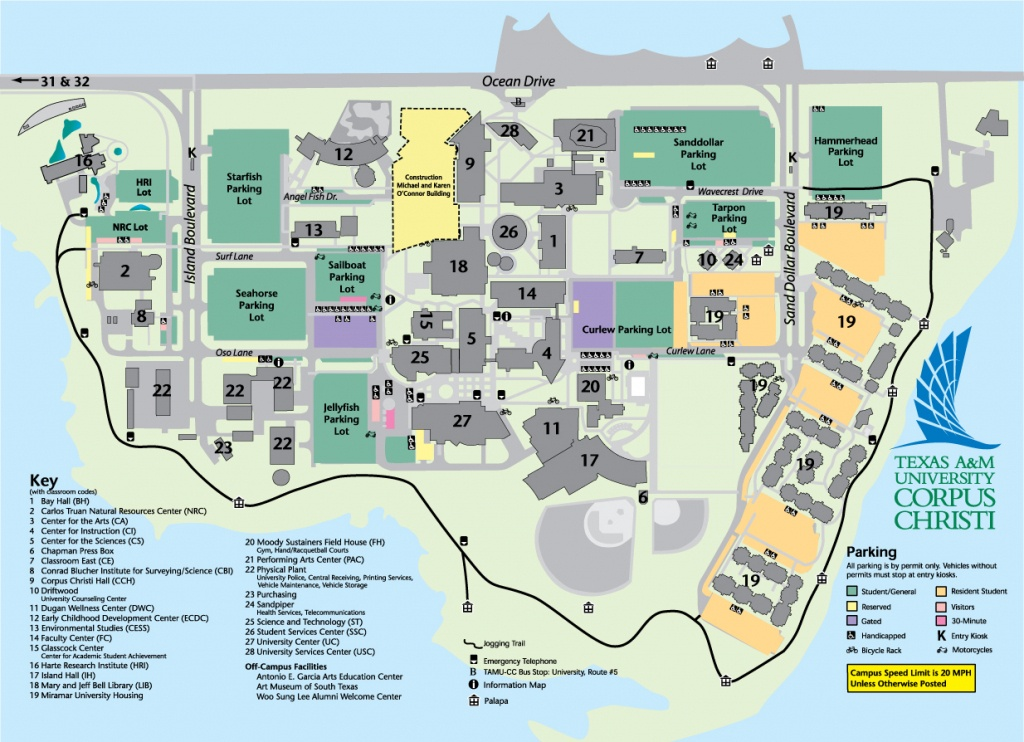 Academic And Student Services - Texas A&m University Corpus Christi - Texas A&m Housing Map