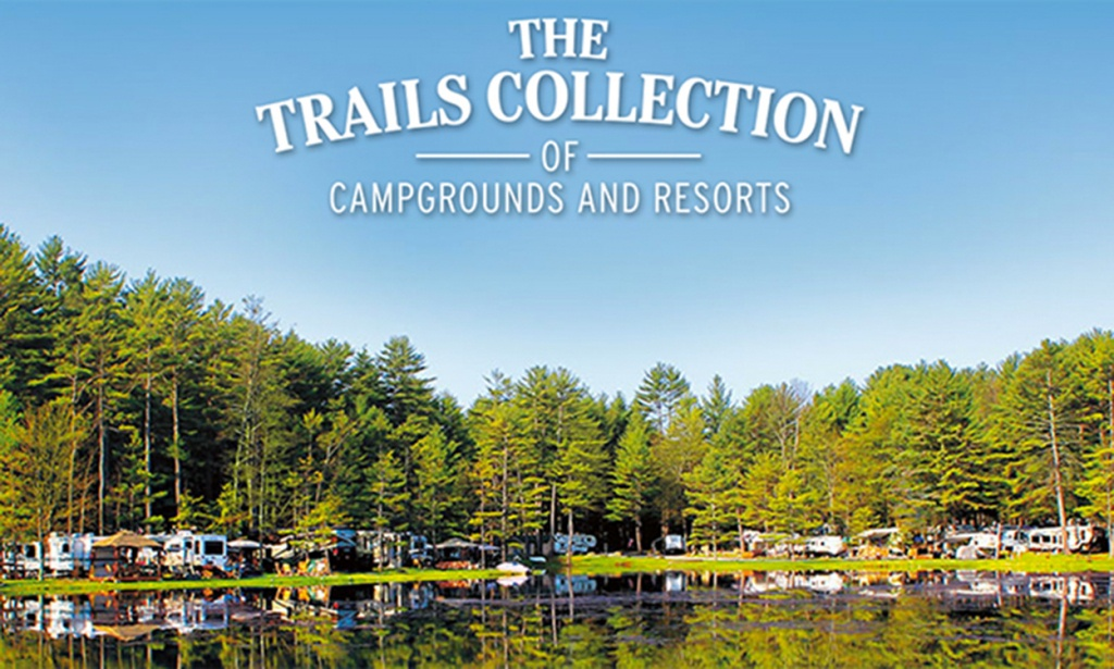 Access 110 Encore Rv Parks For $214 With New Tt Trails Collection - Thousand Trails Florida Map