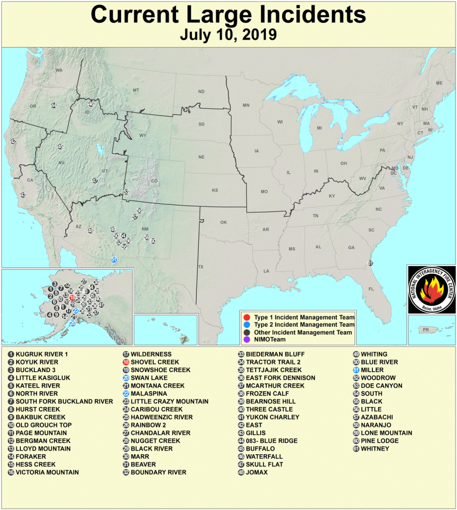 Active Fire Mapping Program - California Active Wildfire Map