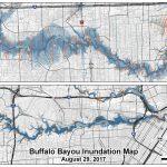 Addicks And Barker Potential Flood Maps   Barker Texas Map