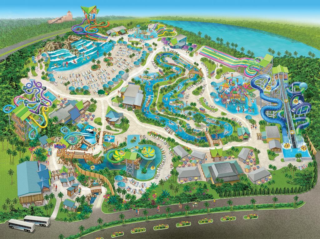 Aquatica Orlando Map (98+ Images In Collection) Page 1 - Aquatica Florida Map