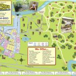 Arcadia Peace River Campground   Florida Tent Camping Map