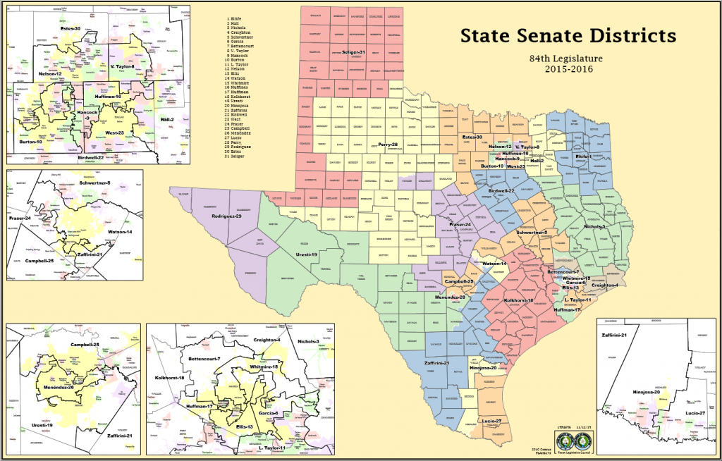 """Argument Preview: How To Measure """"one Person, One Vote"""" - Scotusblog - Texas District 25 Map"""