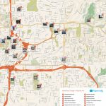 Atlanta Printable Tourist Map | Free Tourist Maps ✈ | Atlanta   Printable Map Of Columbus Ga