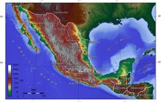 Baja California Topographic Maps