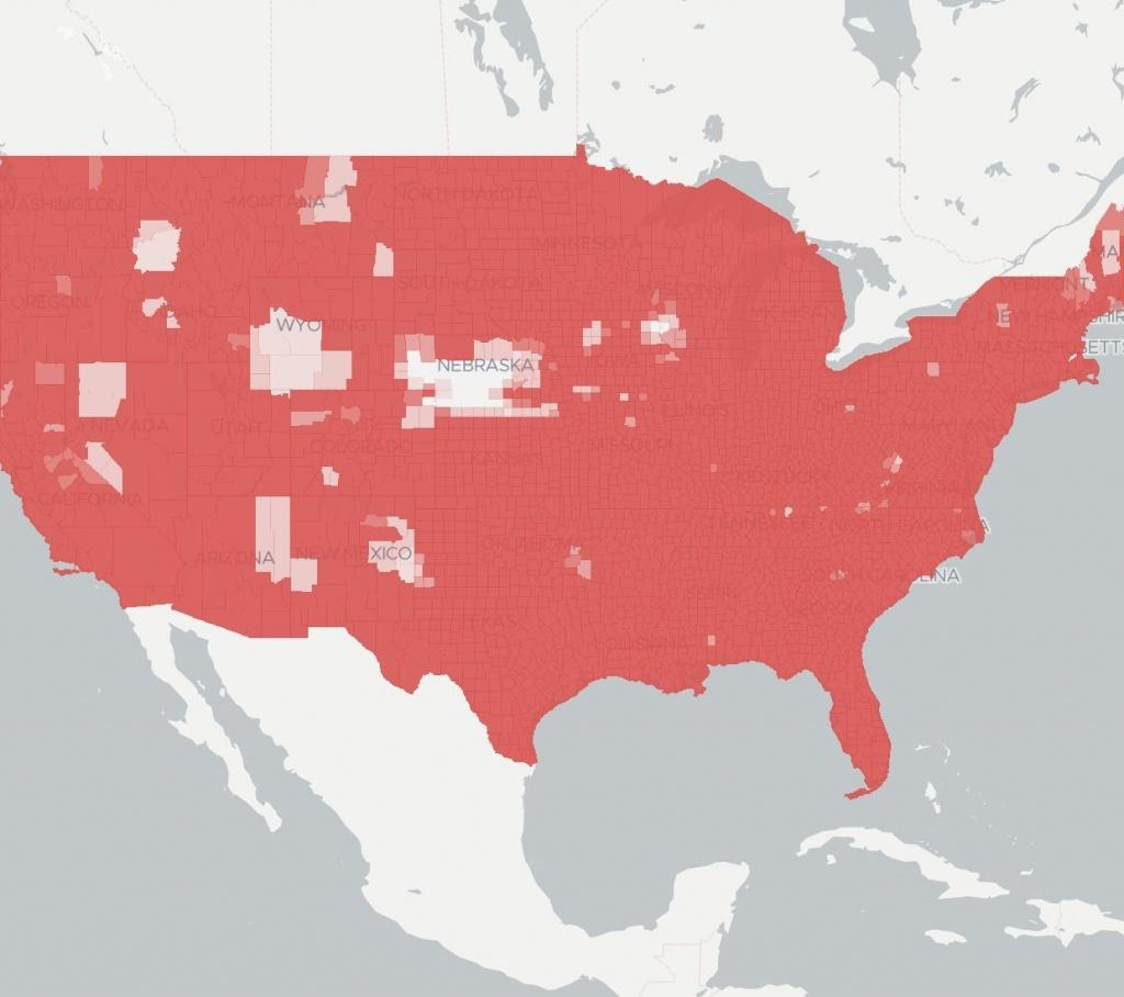 At&t Wireless | Internet Provider | Broadbandnow - At&t Coverage Map California