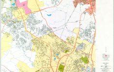 Travis County Texas Map