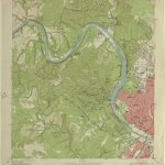 Austin, Texas Topographic Maps   Perry Castañeda Map Collection   Ut   Topographical Map Of Texas Hill Country