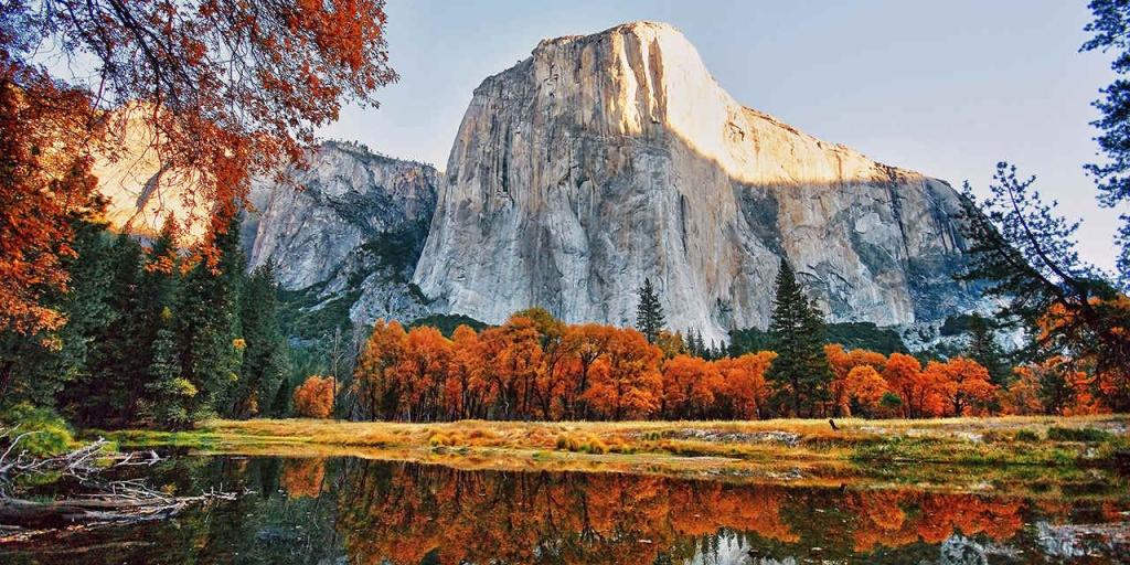 Autumn Leaves In California | Visit California - California Fall Color Map