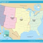 Awesome Us Map Of States Timezones Time Zone Map Usa Full Size   Canada Time Zone Map Printable
