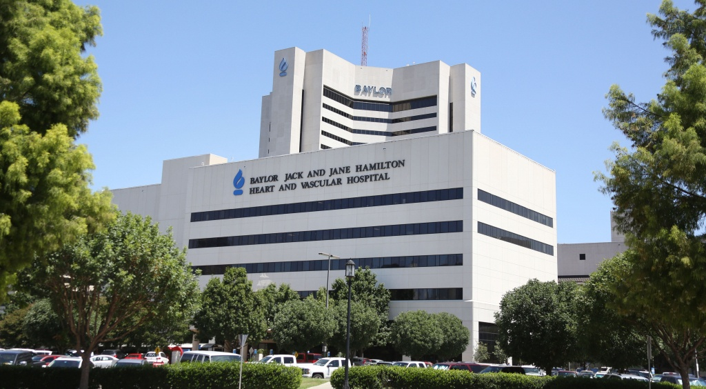 Bad Debt Soars For Baylor, Thr And Methodist Hospitals, And Don't - Baylor Hospital Dallas Texas Map