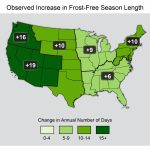 Bad News For Southeast Peaches: Something Freezing This Way Came   Chill Hours Map California